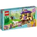 41157 Rapunzel's Traveling Caravan
