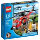 60010 Fire Helicopter (Discontinued 2013)