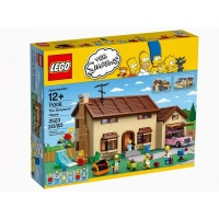 71006 The Simpsons House (Discontinued 2014)