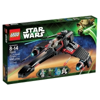 75018 JEK-14's Stealth Starfighter (Discontinued 2013) **** SD Net